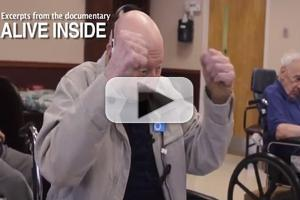 VIDEO: 2013 Broadway Alzheimer's iPod Drive to Kick Off July 4th - Clips from ALIVE INSIDE