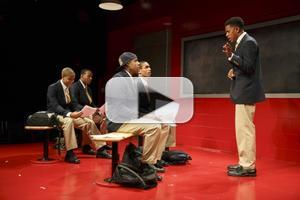 BWW TV: Watch Highlights from MTC's CHOIR BOY