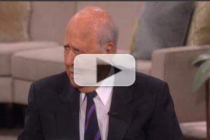 VIDEO: Comedy Legend Carl Reiner Chats New Book on THE TALK