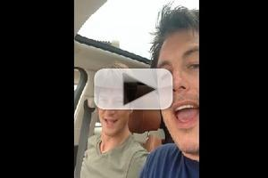 STAGE TUBE: John Barrowman and Scott Gill Tie the Knot!