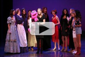 BWW TV: On the Scene at the 2013 National High School Musical Theater Awards with Laura Osnes, Santino Fontana & More!