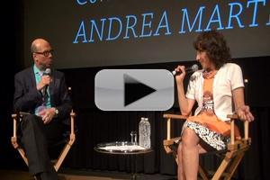BWW TV Exclusive: Backstage with Richard Ridge - SAG Foundation Conversations Series with Tony Winner Andrea Martin- Part 2!