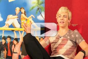 BWW TV: Ross Lynch Talks Disney Channel's TEEN BEACH MOVIE!