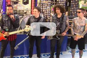 VIDEO: Fall Out Boy Rock the Plaza on TODAY