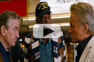 VIDEO: First Look - DeNiro, Douglas Lead All-Star Cast in LAS VEGAS