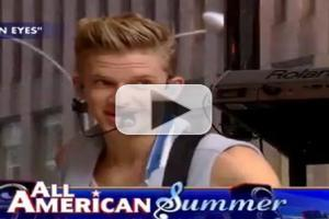 VIDEO: Cody Simpson Performs 'Pretty Brown Eyes' on 'FOX & Friends'