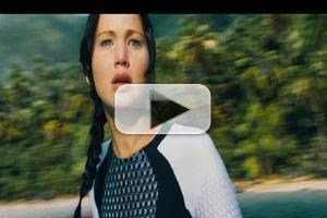 VIDEO: New Trailer for THE HUNGER GAMES: CATCHING FIRE Debuts at Comic-Con!