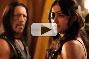 VIDEO: First Look - Michelle Rodriguez in MACHETE KILLS