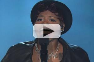 VIDEO: Fantasia Pays Tribute to Whitney Houston on BET