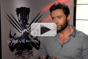 VIDEO: Hugh Jackman on X-MEN, THE WOLVERINE & More