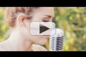 STAGE TUBE: Miley Cyrus Sings 'On My Own'?