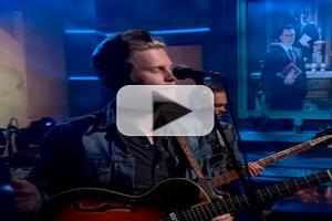 VIDEO: The Lumineers Perform on THE COLBERT REPORT