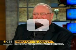 VIDEO: Cardinal Dolan Talks Gay Rights on CBS THIS MORNING