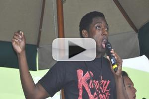 BWW TV: Bryant Park Meets the Land of Lola- Watch Highlights from KINKY BOOTS!