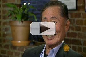 VIDEO: George Takei Talks ALLEGIANCE, STAR TREK, Activism and More on CBS SUNDAY MORNING