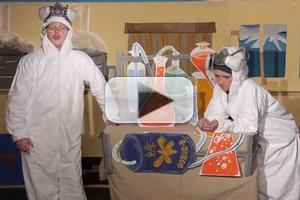 VIDEO: Series Recap - BREAKING BAD - THE MIDDLE SCHOOL MUSICAL