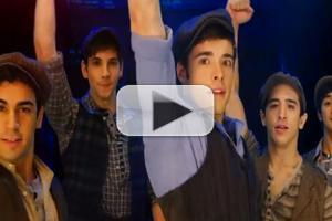 BWW TV Exclusive: First Look at New NEWSIES Commercial!