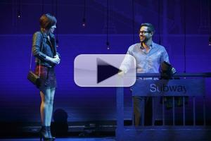 BWW TV Exclusive: First Look at Video from FIRST DATE on Broadway Starring Zachary Levi & Krysta Rodriguez!