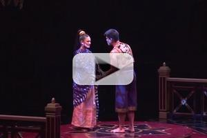 STAGE TUBE: First Look at Christiane Noll, Paul Nakauchi, Telly Leung and More in Highlights of THE KING AND I at Music Circus