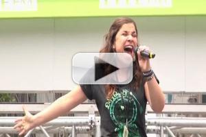 BWW TV: WICKED's Lindsay Mendez, Derek Klena & More Greenify BROADWAY IN BRYANT PARK!
