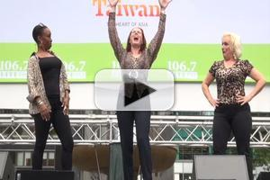 BWW TV: COUGAR THE MUSCAL is on the Prowl at BROADWAY IN BRYANT PARK!