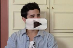 STAGE TUBE: NEWSIES' Jess LeProtto Stops by THE GRAHAM SHOW, Part 1