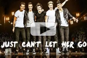 VIDEO: Potential One Direction Song 'Just Can't Let Her Go' Leaks
