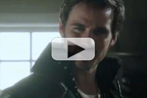 VIDEO: Deleted Scene from ONCE UPON A TIME Season 2, Feat. Captain Hook