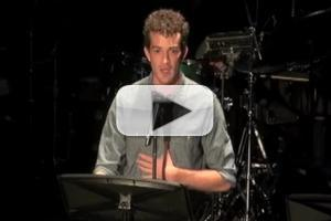BWW TV Exclusive: CUTTING-EDGE COMPOSERS CORNER- AJ Shively Sings Drew Fornarola's 'Eight and Five'