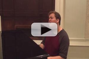 STAGE TUBE: Alexander Sage Oyen Performs 'Funny' from MOMENT BY MOMENT, Coming to 54 Below