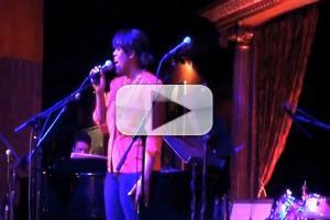 STAGE TUBE: Promo - Adrienne Warren, Corey Mach and More Set for LYONS & PAKCHAR at The Cutting Room