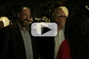 VIDEO: First Clip of James Gandolfini and Julia Louis-Dreyfus in ENOUGH SAID