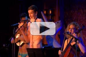 STAGE TUBE: Michael Urie and The Skivvies Perform 'Going to the Chapel/Not Gonna Get Married Today' Mash-Up!