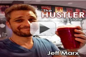 AUDIO: First Listen - Jeff Marx's 'The Hustler Store'