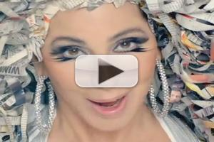 VIDEO: Cher Unveils Video for Hit Single, 'Woman's World'