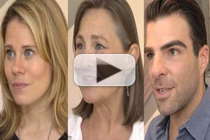 BWW TV: Meet the Cast of Broadway's THE GLASS MENAGERIE- Celia Keenan-Bolger, Cherry Jones, Zachary Quinto & More!