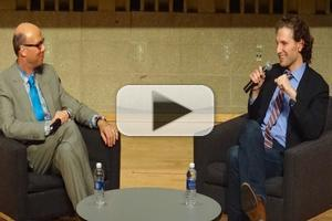 BWW TV Exclusive: Backstage with Richard Ridge - SAG Foundation Conversations Series with Sebastian Arcelus