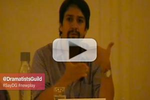 STAGE TUBE: Dramatists Guild Panel - Lin-Manuel Miranda Talks THE HAMILTON MIXTAPE and More!