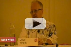 STAGE TUBE: Dramatists Guild Panel - Doug Wright Talks HANDS ON A HARDBODY and More!
