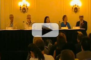 STAGE TUBE: Dramatists Guild Panel - Wright, Hall, Holzman and Ives on Adapting for the Stage