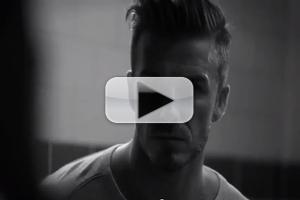VIDEO: Behind the Scenes with David Beckham for H&M