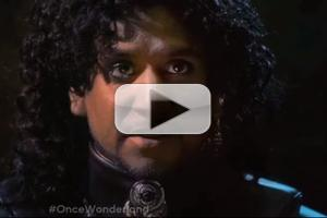 VIDEO: First Look - Naveen Andrews as 'Jafar' in ONCE UPON A TIME IN WONDERLAND