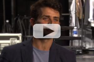 STAGE TUBE: First Look at Joey McIntyre in THE KID, Opening Tonight at Garner Galleria Theatre