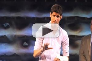 STAGE TUBE: WNBC TV's Ben Aaron Makes OLD JEWS TELLING JOKES Stage Debut; Grabs a Bite with the Cast