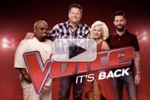 VIDEO: First Look - Promo for New Season of NBC's THE VOICE