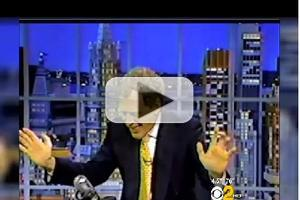 STAGE TUBE: Letterman Celebrates 20 Years on the Late Show
