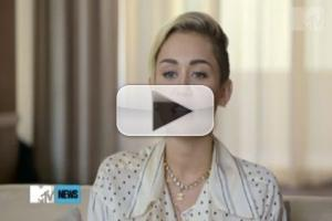 VIDEO: Miley Cyrus Breaks Silence on Controversial VMA Performance: 'I Don't Pay Attention to the Negative'