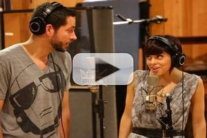 STAGE TUBE: In the Recording Studio with the Cast of FIRST DATE; Album Now Available for Pre-Order