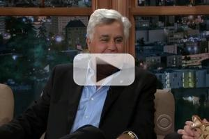 VIDEO: Jay Leno Chats Retirement on CRAIG FERGUSON