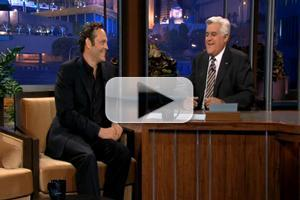 VIDEO: Vince Vaughn Talks DELIVERY MAN, Fantasy Football